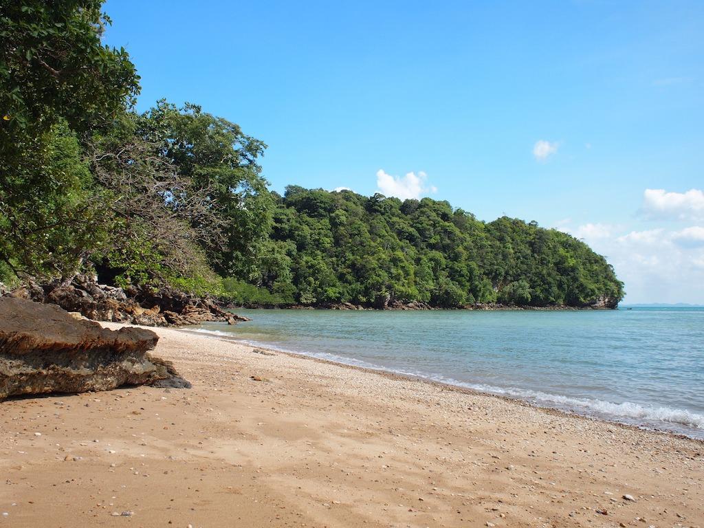 Railay Thailand Oost kust strand