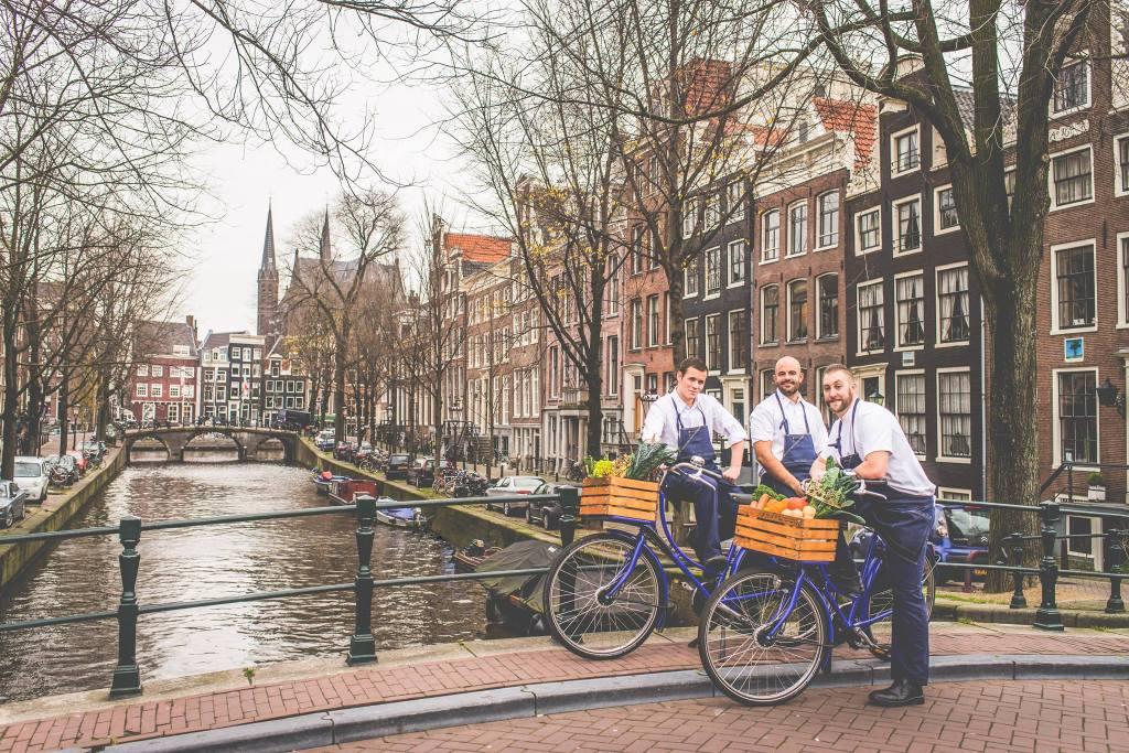 Tip restaurantweek Amsterdam 2016 Blue Spoon