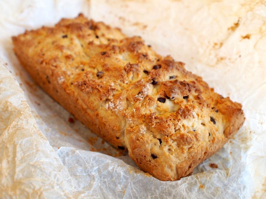 Zoet brood maken van IJS