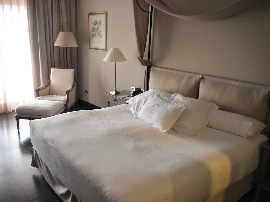 Asia Gardens hotel Benidorm Spanje de deluxe slaapkamers