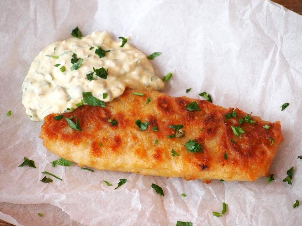 Ravigottesaus voor bij de vis recept