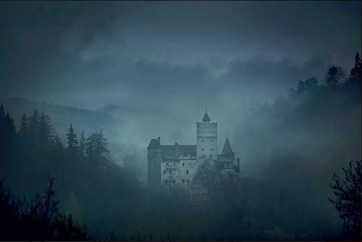 Kasteel van Dracula op Airbnb