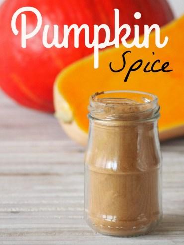 Recept Pumpkin Spice maak je zelf