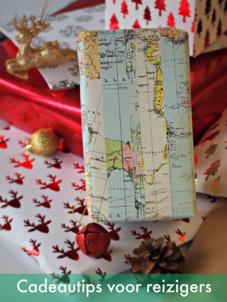 Kerst Cadeautips voor reizigers