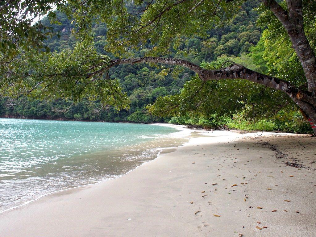 Langkawi prive eiland