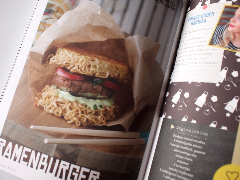 Xenos Bloggers Kookboek Food Truck Bites