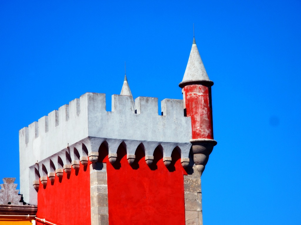 Sintra rare kastelen