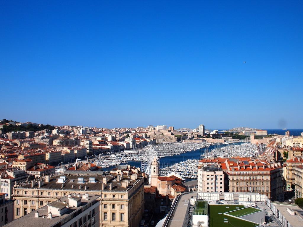 Overnachten Marseille met mooiste uitzicht