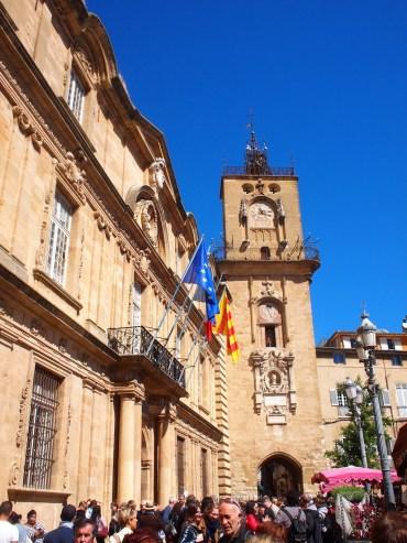 Stadhuis Aix-en-Provence