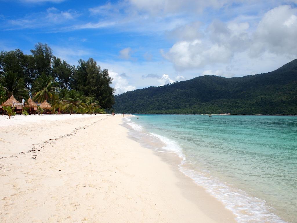 Strand Ko Lipe Zuid Thailand
