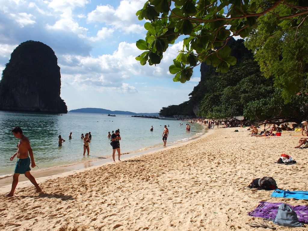 Railay Zuid Thailand
