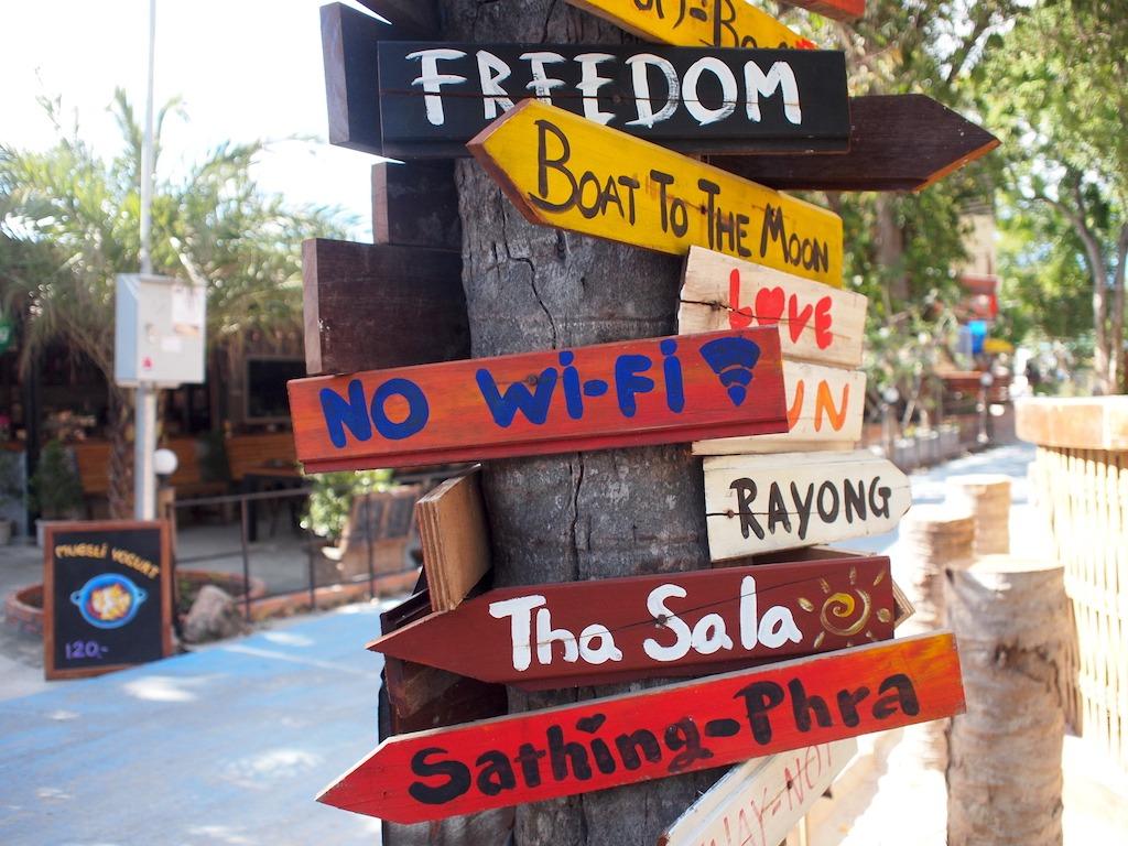 Ontspannen Zuid Thailand Route