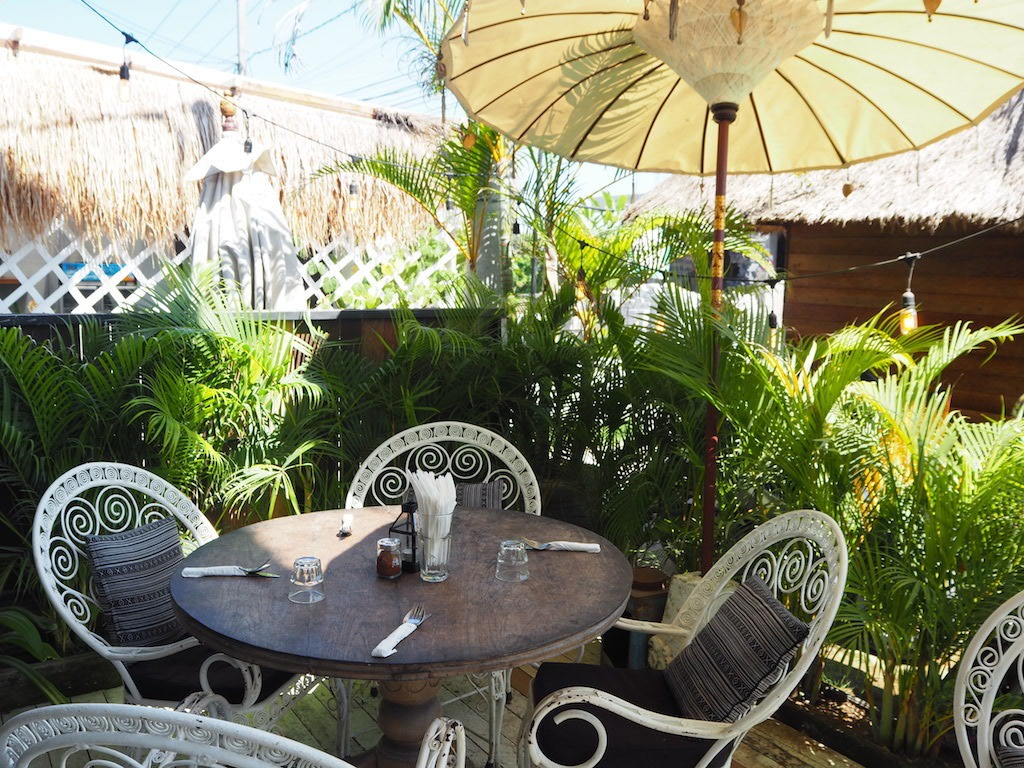 Canggu hotspot gypsy Cafe
