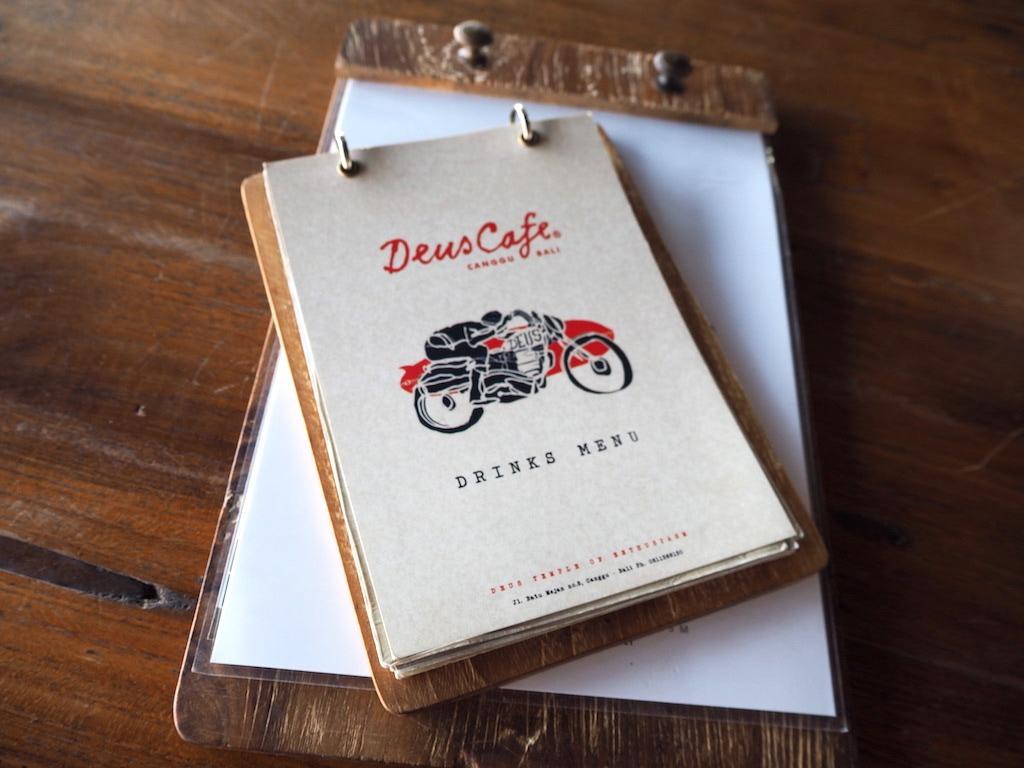 Deus Cafe canggu