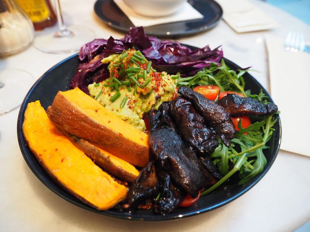 Lavinia Good Food quinoa bowl
