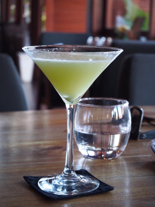 Wasabi Cocktail Maca Cangu