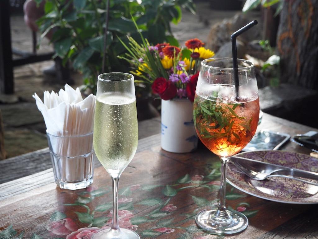 cocktails la laguna canggu bali