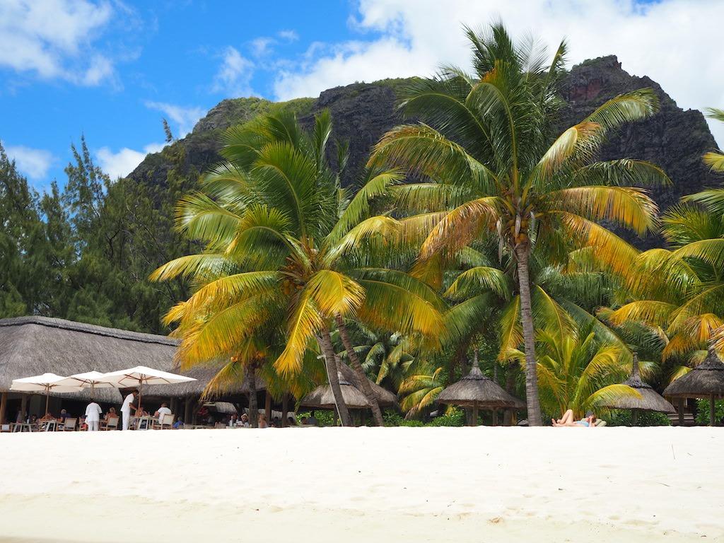 Berg op mauritius