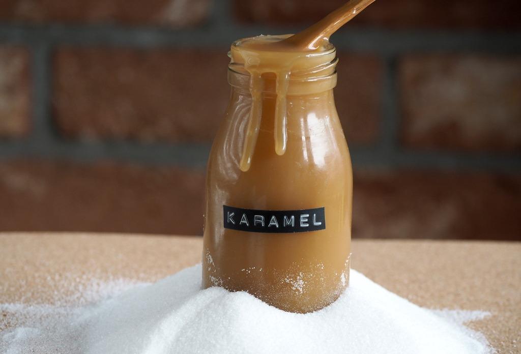 Salted Karamel saus