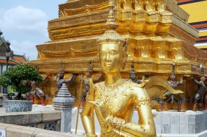 The Grand Palace Bangkok (een must!)