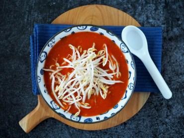 Chinese tomatensoep recept