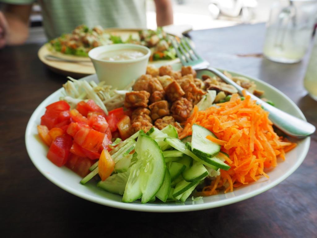 vegetabowl ko tao salade bowl