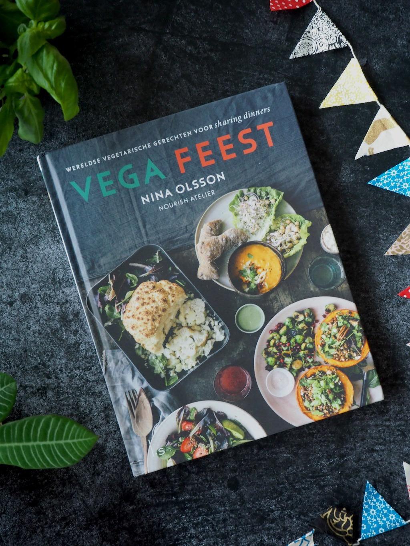 Kookboek Vega Feest Nina Olsson