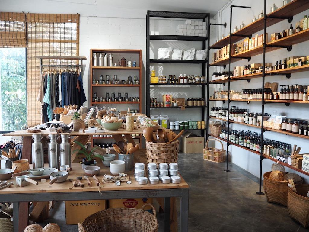 Organich shop ko tao