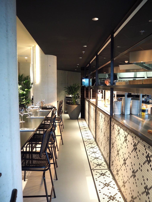 Open keuken Persijn Restaurant Amsterdam Oost