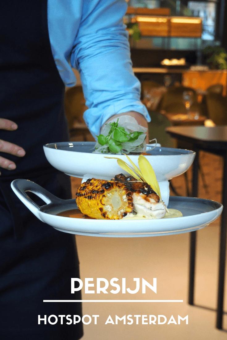 Persijn hotspot Nederlands eten
