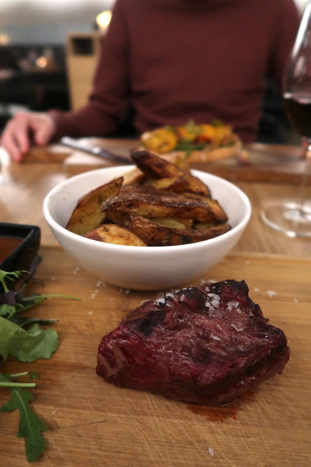 Steak eten amsterdam