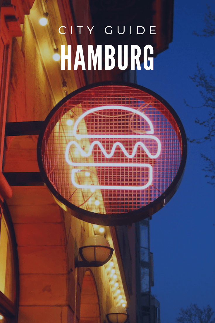 Hamburg city guide + hotspots
