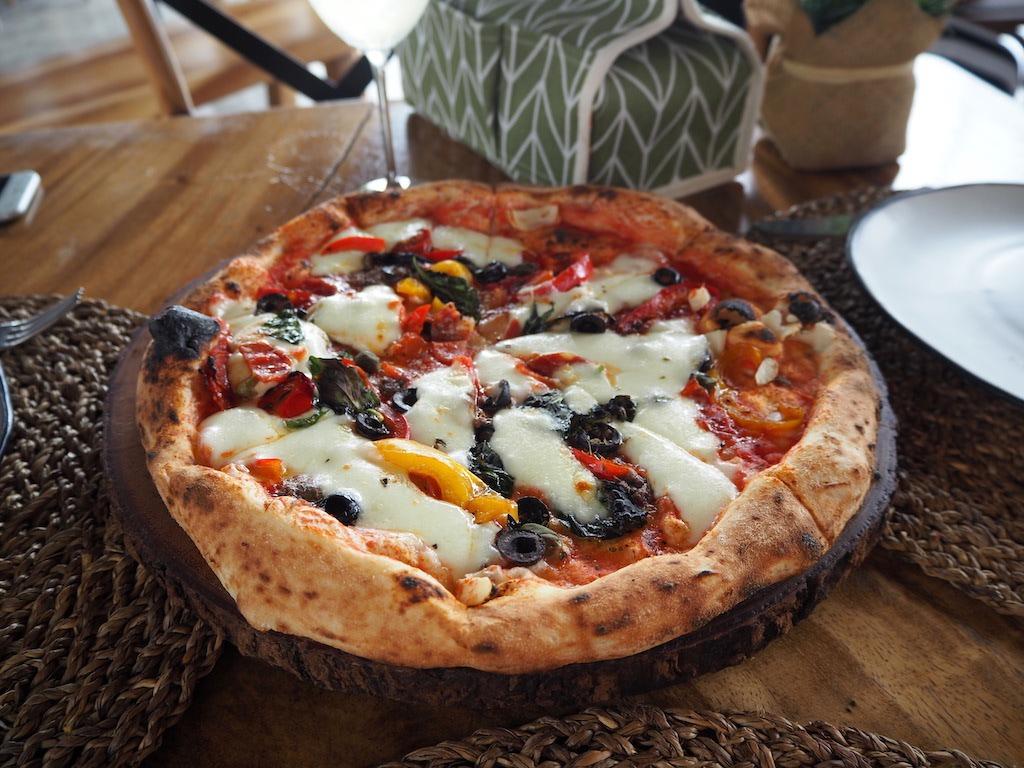 Pizza CoCo Tam's Ko Samui