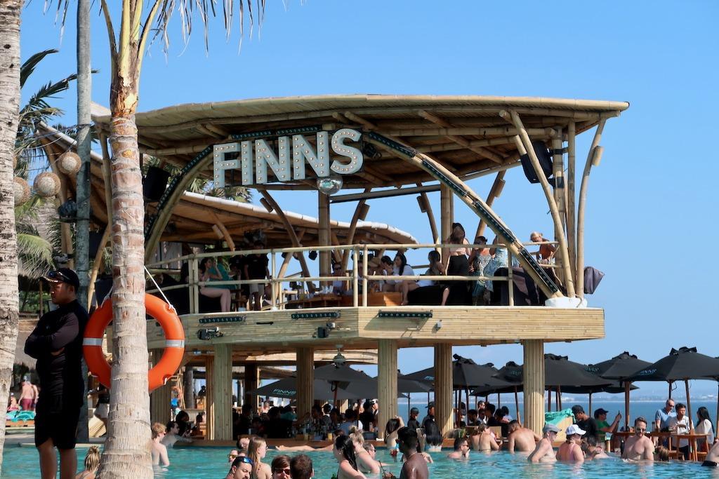Finns beachclub