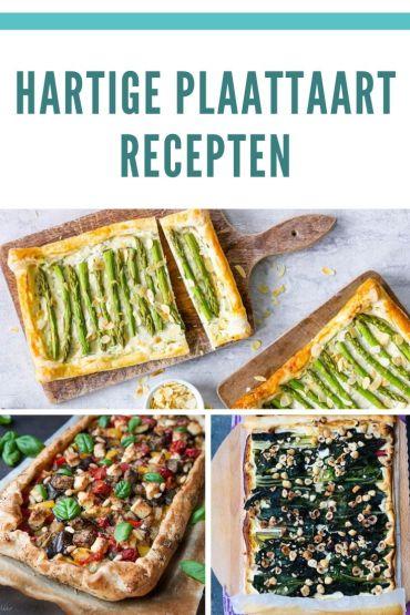 Hartige Plaattaart recepten