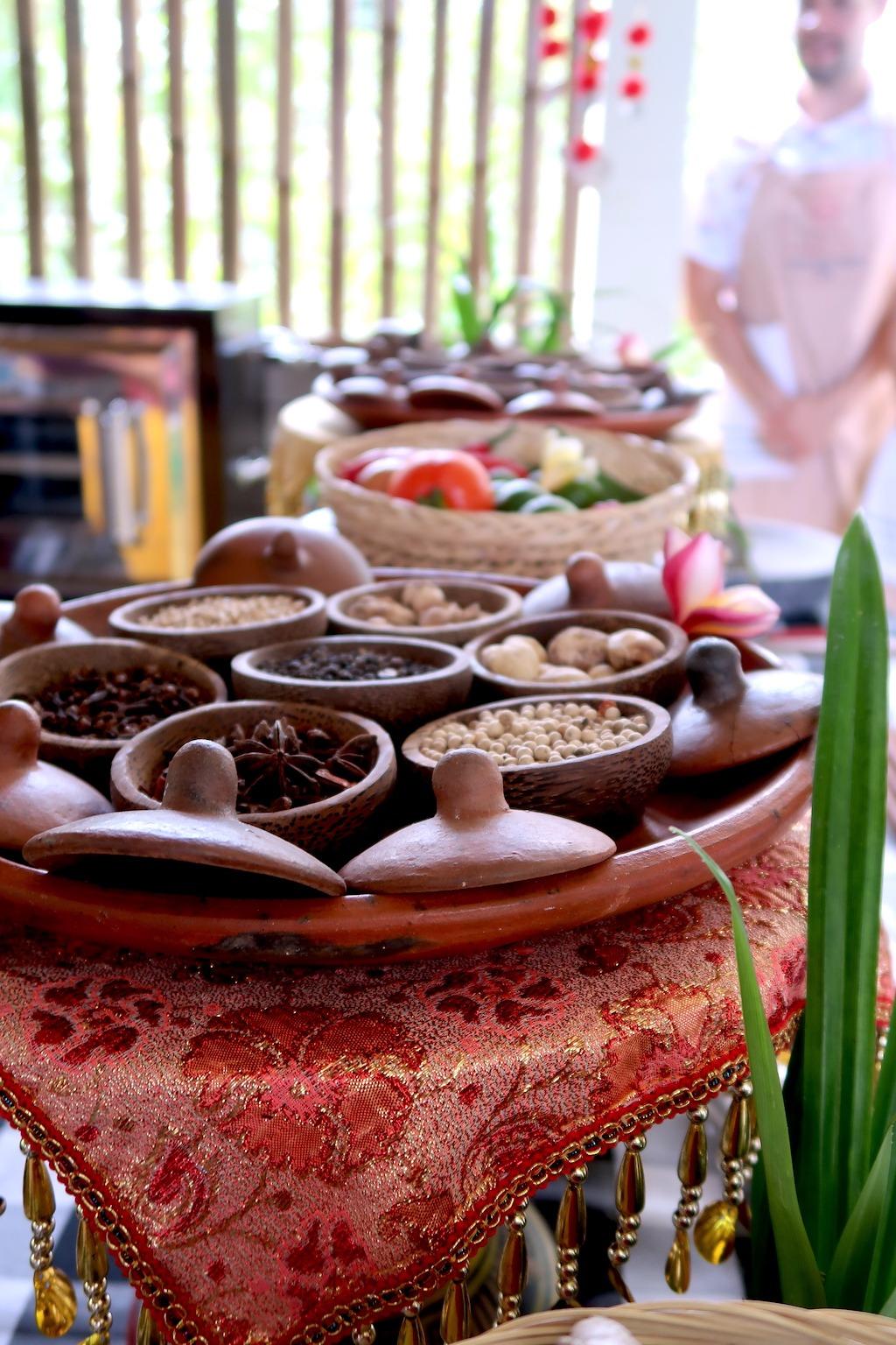 Indonesische kruiden kookworkshop