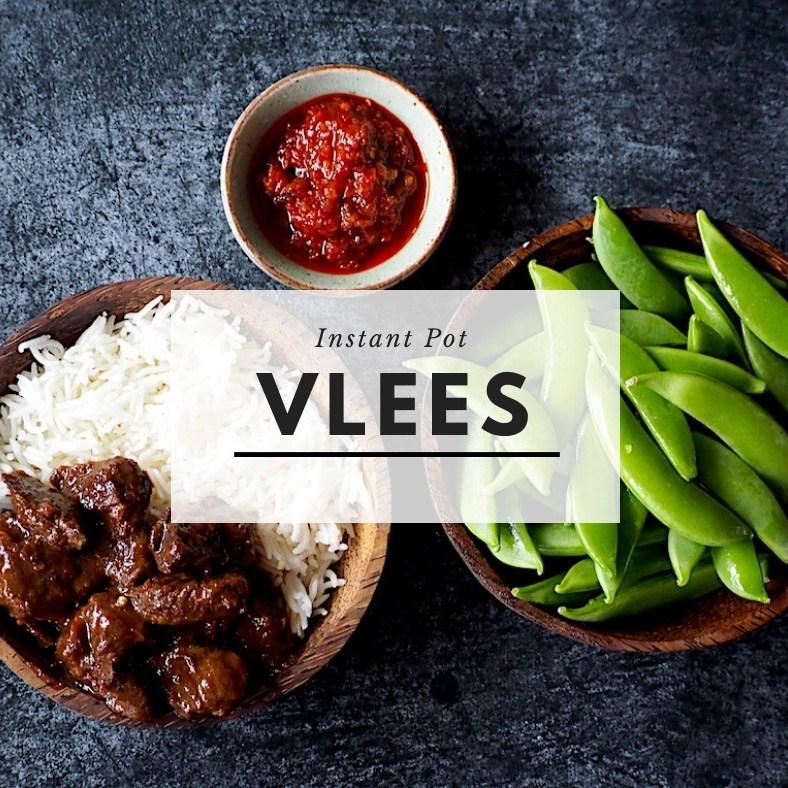 Instant Pot vlees menu