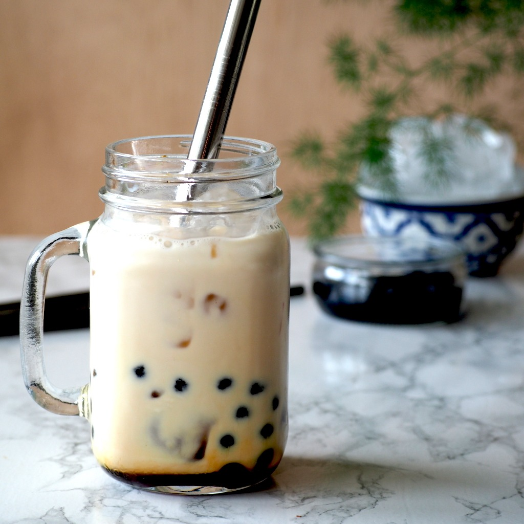 Bubble Tea recept