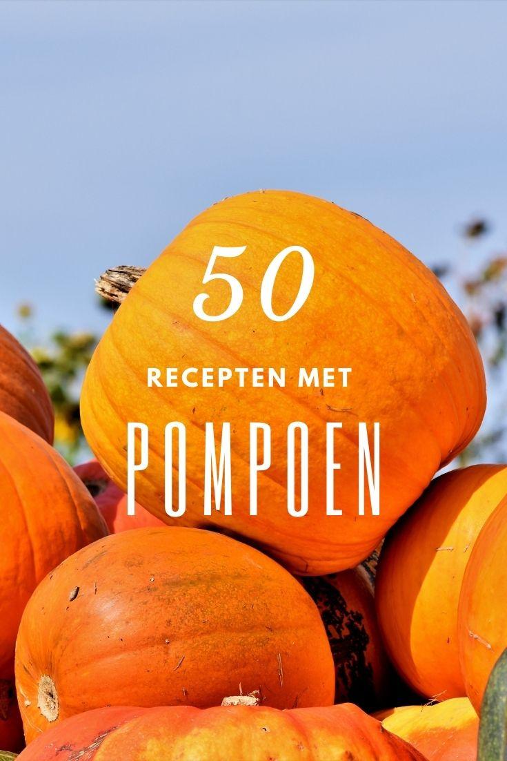 50 recepten met pompoen