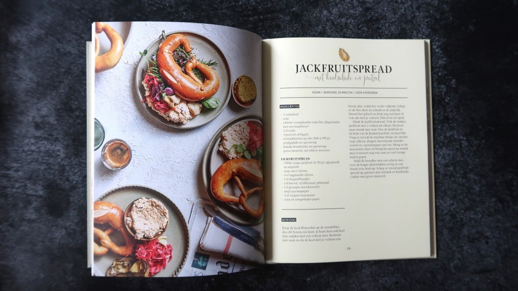 Kookboek jackfruit recept