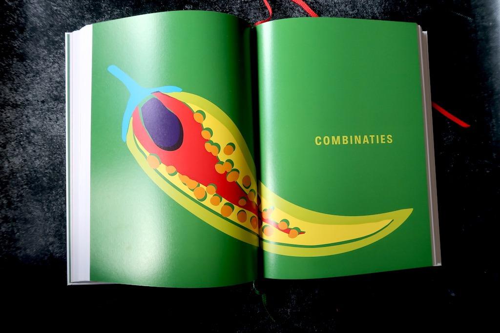 Ottolenghi Flavour combinations