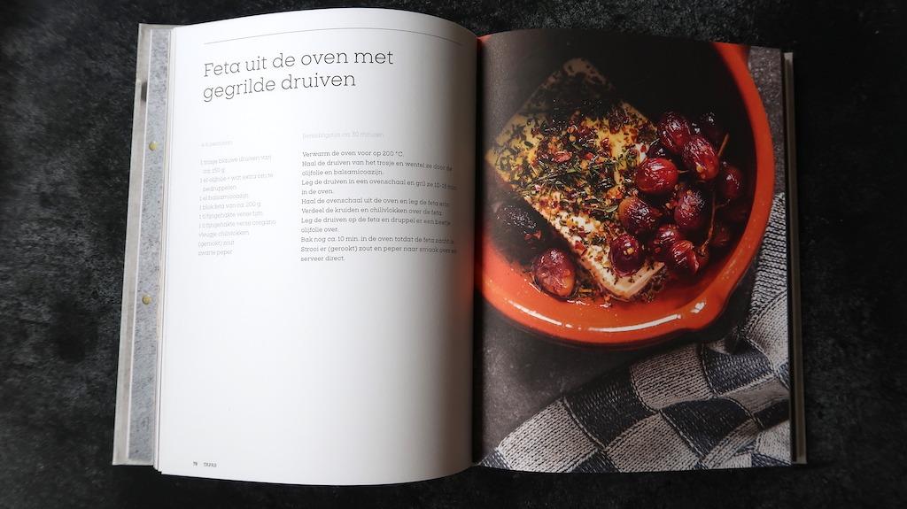 recept extra vierge kookboek