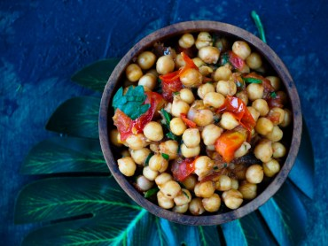 Ghoergie Surinaamse kikkererwten recept