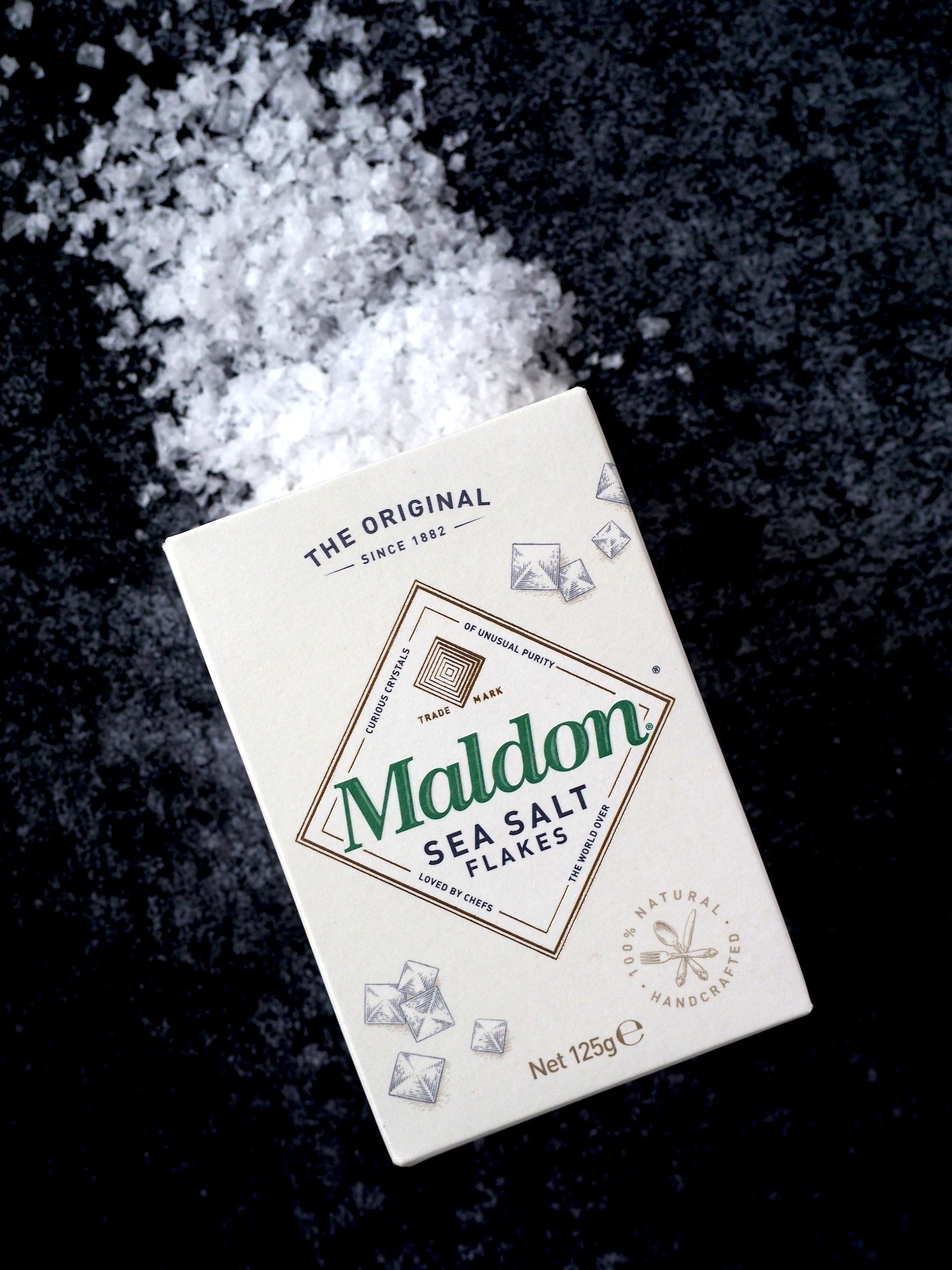 Maldon zout flakes