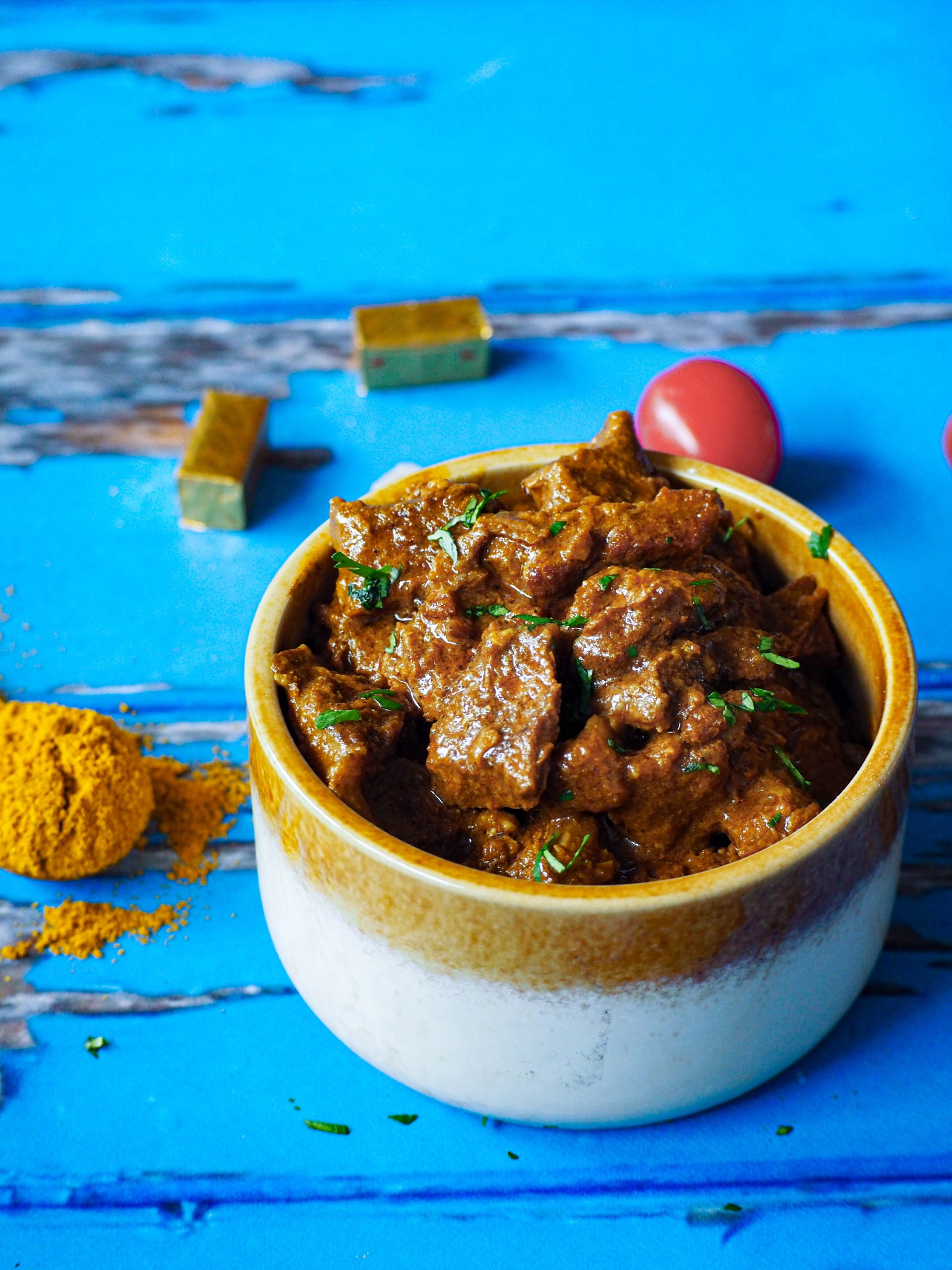 Instant Pot Beef Masala