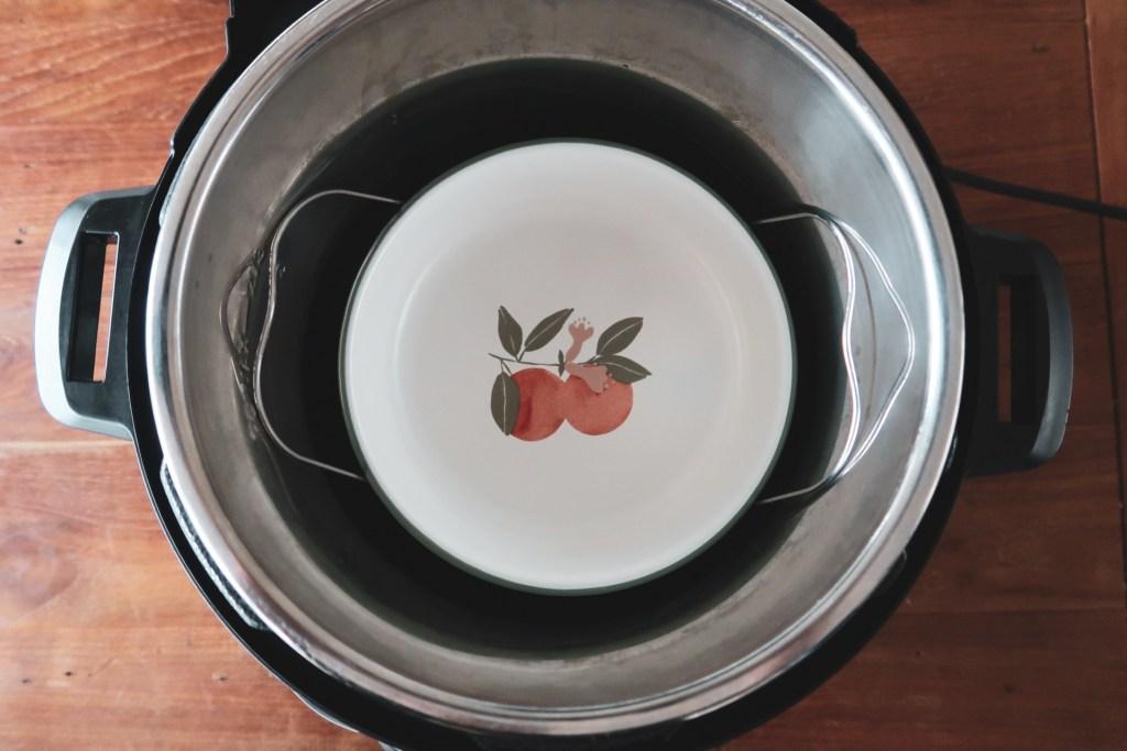 Instant Pot Pot in Pot methode