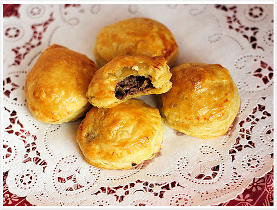 Creole Mini Meat Pies