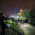 Ninesprings by Night race start