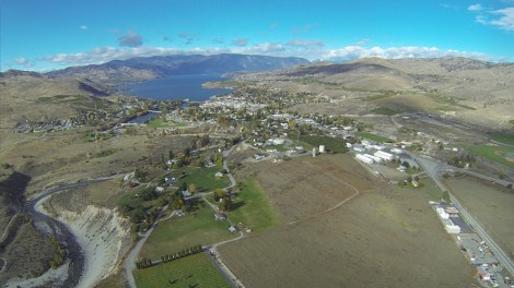 Lake Chelan, East End.