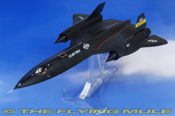 Century Wings 910720 - SR-71 Blackbird Diecast Model, NASA ...